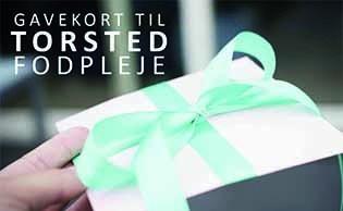 Giv et gavekort til Torsted Fodpleje